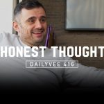 Business Tips: My Honest Opinion on Hard Work, Hustle, Rest, and Sleep | DailyVee 416