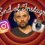 Business Tips: NEWS FLASH: This Could Be the Beginning of the End for Instagram | DailyVee 573