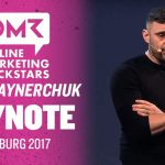 Business Tips: Online Marketing Rockstars Gary Vaynerchuk Keynote | Hamburg 2017