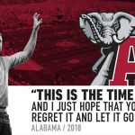 Business Tips: NOW is your time - Speech to Alabama Football Team   Gary Vaynerchuk 2018 Keynote