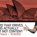 Business Tips: The Secret to Success Is Context, Not Just Content | Sydney Keynote 2018