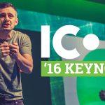 Business Tips: Gary Vaynerchuk Keynote | ICON 2016