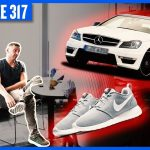 Business Tips: 25 PAIRS OF NIKES AND A MERCEDES | DAILYVEE 317