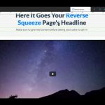 Builderall Toolbox Tips Reversed Squeeze Page PT