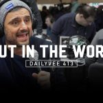 Business Tips: Recording the Crushing It! Audio Book Over Super Bowl Weekend in Minneapolis | DailyVee 413