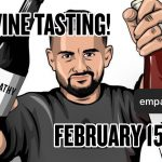 Business Tips: Live Wine Tasting with Empathy Wines | Feb 15, 2021